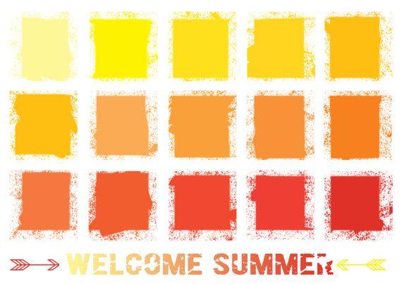 Digital image! wallpaper, Homedecor! WELCOME SUMMER!!