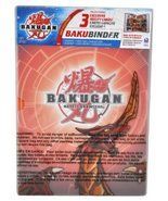 2008 Bakugan Battle Brawlers Pyrus BakuBinder  - $14.99