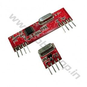 Tx-Rx Module 434 MHz @http://www.roboshop.in/wireless/tx-rx-module-434-mhz