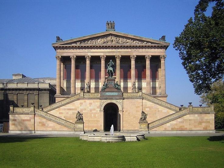 Alte Nationalgalerie, Berlin.