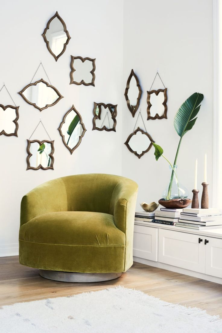 Anthropologie living room - Notes From A Stylist Spring Home Trends