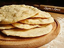 Pane Naan - ricetta pane indiano   Zenzero e Limone