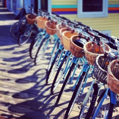 Rent a bike from I Heart Bikes on the #Halifax waterfront and take a tour with their knowledgeable guides, or be adventurous and explore on your own.
