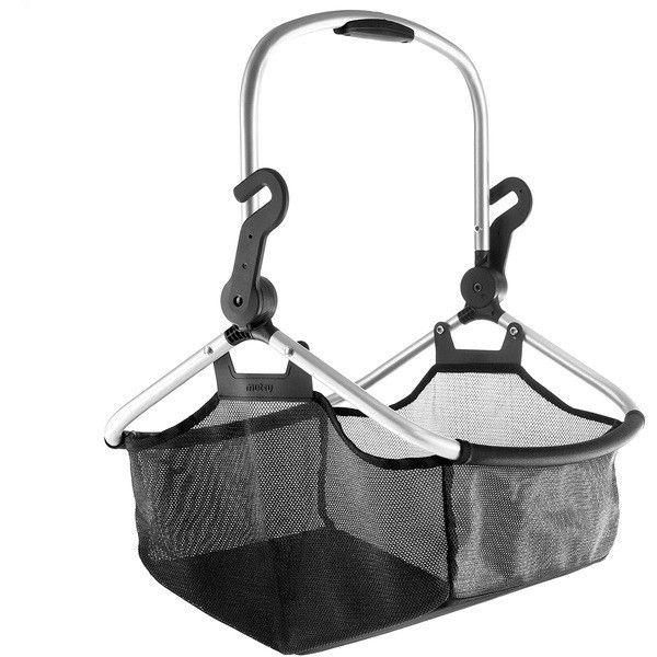 Mutsy Igo Shopping Bag Einkaufskorb schwarz