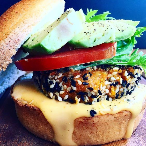 Gluten-free vegetarian has never looked this tempting. Make burgers a guilt-free part of your healthy lifestyle with Rumbles' cooking school.