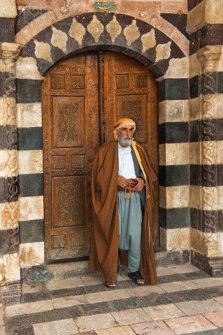 Portrait from Urfa, Turkey