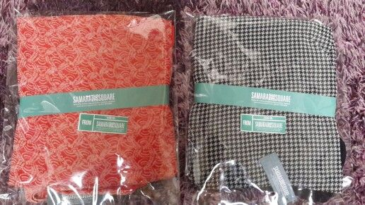 Packaging khimar @samarasquare
