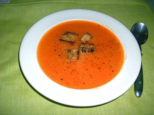 soupa trahana