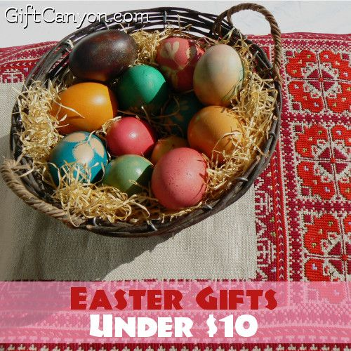 48 best easter gift ideas images on pinterest easter gift easter gifts under 10 dollars negle Images