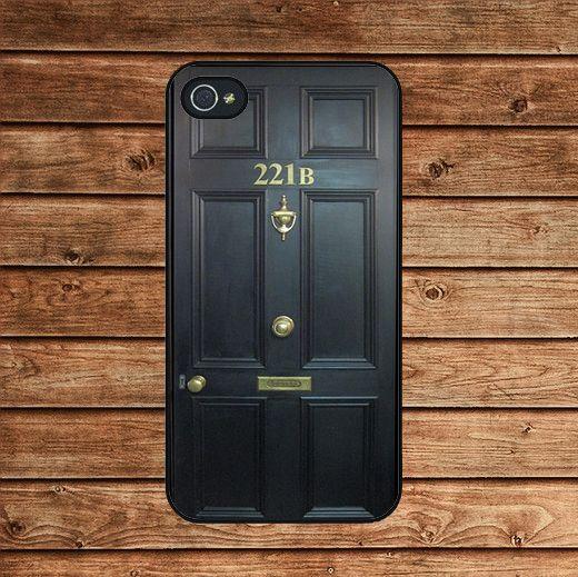 Sherlock--Iphone 4 Case, Iphone 4s Case