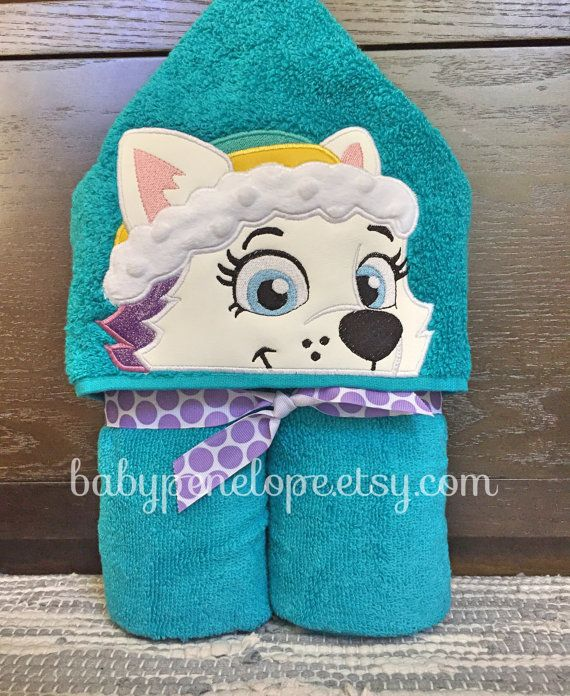 Personalized Paw Patrol Beach Towel: 22 Best Everest Birthday Party Images On Pinterest