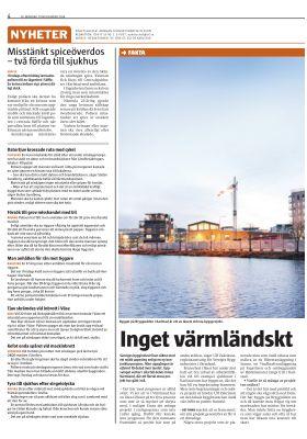 Sveriges byggindustri kan räkna med ett rejält uppsving enligt en ny konjunkturprognos. Men uppgången är ojämnt fördelad över landet. Uppsvinget verkar i alla fall delvis missa Värmland, där ett flertal stora projekt har gått i stå.