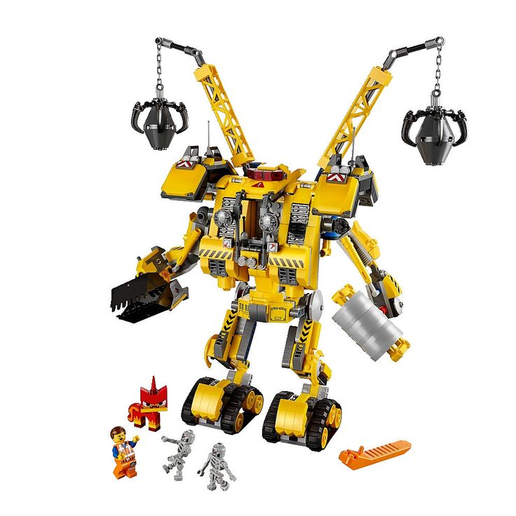 "The LEGO Movie Emmet's Construct-O-Mech (70814) - LEGO - Toys ""R"" Us"