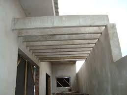 Best 25 pergolado de concreto ideas on pinterest luzes - Pergolas de cemento ...
