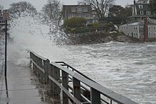 Hurricane Sandy - 29 October 2012 Category 3 - 286 Fatalities and $68 Billion in damages.   (Wikipedia, the free encyclopedia)
