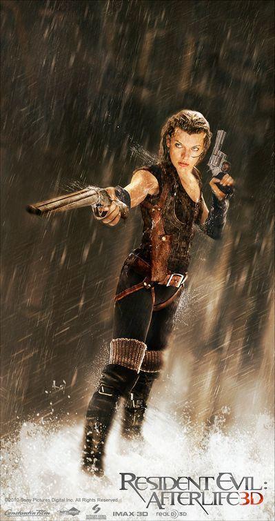 """Alice,Resident Evil  """"Meu nome… é Alice. E eu me lembro de tudo"""""""
