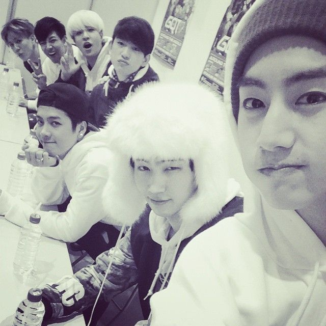mark's instagram update x Merry Christmas!