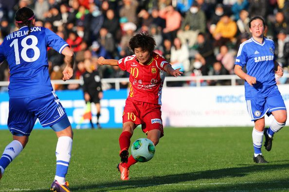 Ji So Yun Awarded Player of The Year from Football Association Women's Super League | Koogle TV