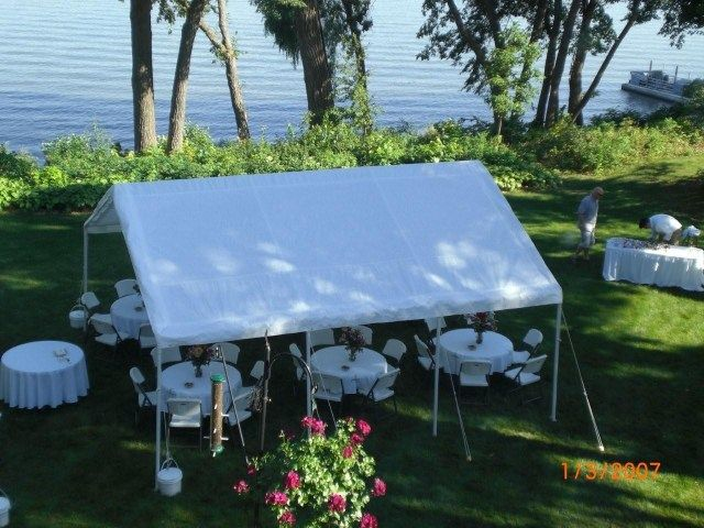 17 best ideas about Small Backyard Weddings on Pinterest
