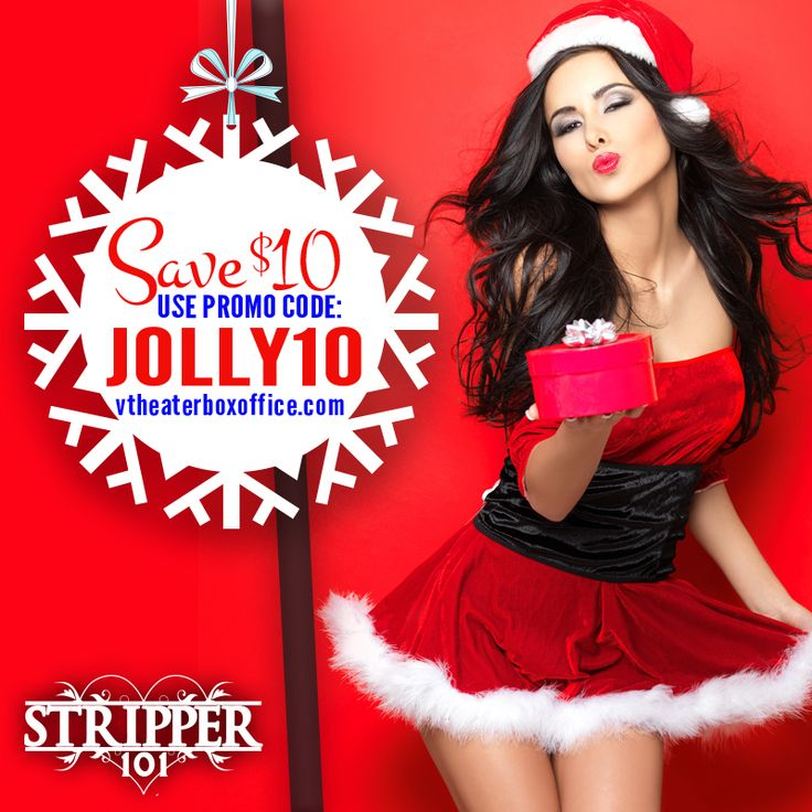 The moves may be #naughty, but the #deal is nice!  Reserve your spot with Stripper 101 and receive $10 off the regular price with #promocode: JOLLY10 at checkout. Visit www.VTheaterBoxOffice.com to take advantage of this #specialoffer now!   #Stripper101 #Vegas #GirlPower #Pole #Poledance #Polepower #LasVegas #BacheloretteParty #GirlsNightOut #PlanetHollywood #BacheloretteDeals #VegasBachelorette