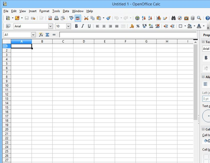 5 Free Spreadsheet Programs That Will Have You Giving Up Excel: OpenOffice Calc