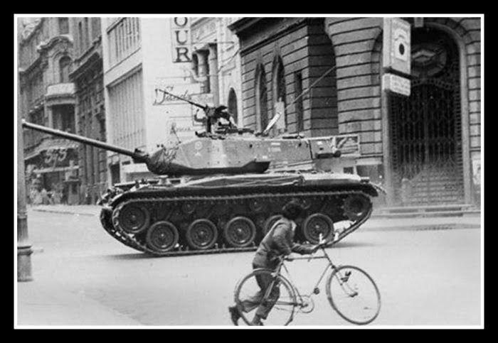 Memoria Intergeneracional: Santiago de Chile,11 de Septiembre 1973