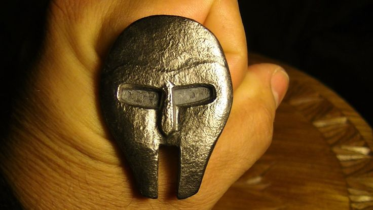 Hand forged railroad spike knife...Gladiator arena style helmet2 | eBay