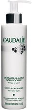 Caudalie Gentle Cleanser 6.7 oz by Caudalie. $26.13. Non-Comedogenic. Not Tested on Animals. No Animal Ingredients or Artificial Colorings.. Gentle Cleanser for Face and Eyes. Convenient Plastic Bottle with Pump Cap. Leaves the Skin Clean, Soft, and Protected Against Free Radicals. For Normal to Dry Skin. What it is:Velvety gentle fluid cleanser for all skin types, including sensitive.What it is formulated to do:Leaves the skin clean, soft, free of impurities and makeup, and...