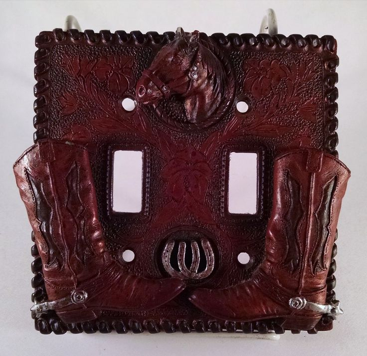 16 Best Western Light Switch Plate Covers Images On