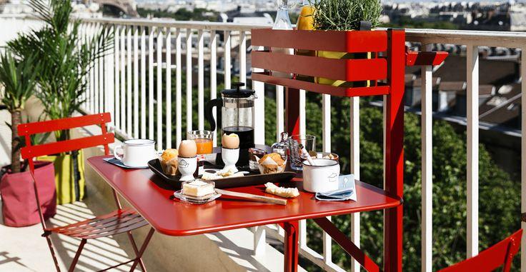 40 idee per arredare il balcone