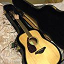 Amazon.com: Yamaha FG830 TBS Dreadnought Acoustic Guitar, Rosewood Body, Tobacco Brown Sunburst: Musical Instruments
