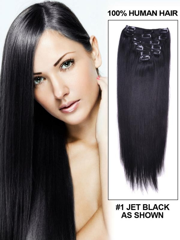 102 Best 100 Human Hair Clip In Hair Extension Images On Pinterest