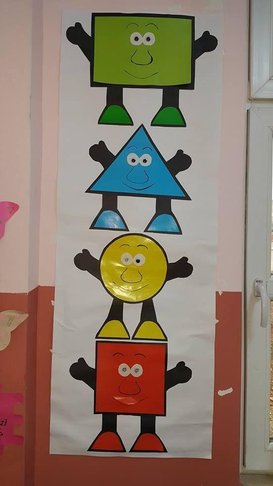 Kızımın okuldaki çalışmaları :)
