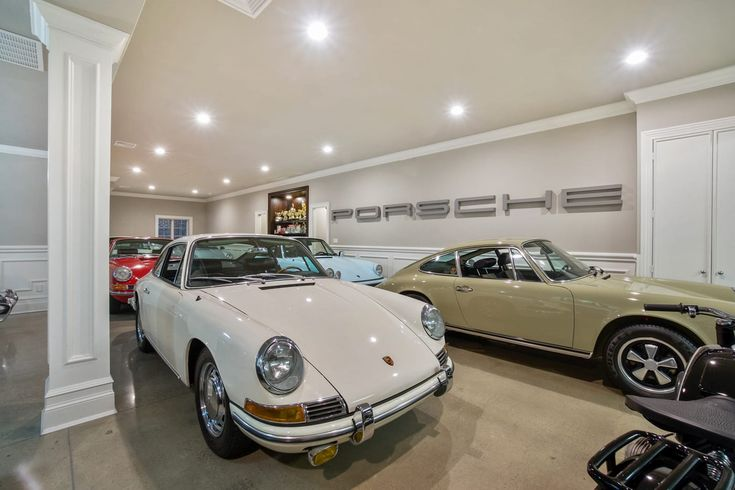 New York Estate With Garage Built For A Car Collection Car Electric Car Car Collection