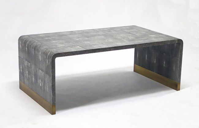 Shagreen Coffee Table Atelier Viollet Designed Byt Thad Hayes | Design |  Pinterest | Google, Atelier And Search