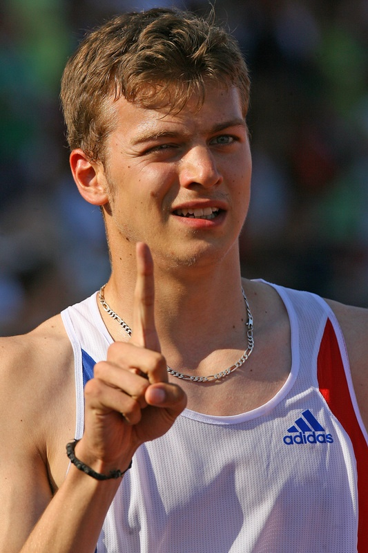 Christophe Lemaitre is an Olympic  runner from France.