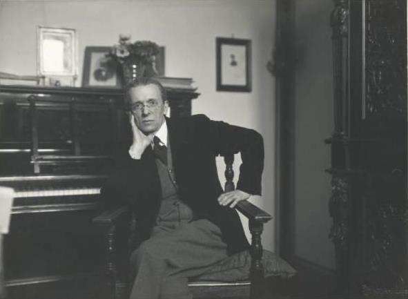 Ildebrando Pizzetti (20/09/1880 - 13/02/1968)