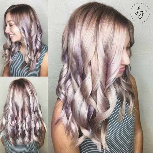 Yes or no to the latest hair trend - pearl hair - What's new in makeup and hair for 2017 – Just Trendy Girls