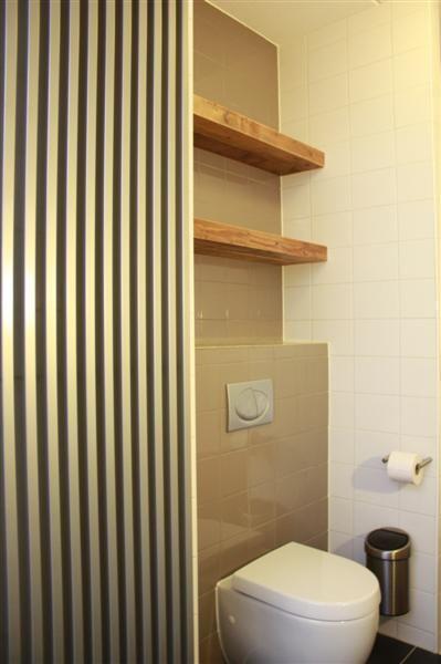 25 beste idee n over kast planken op pinterest opbergkast kast verbouwen en garage slaapkamer - Wc a l oud ...