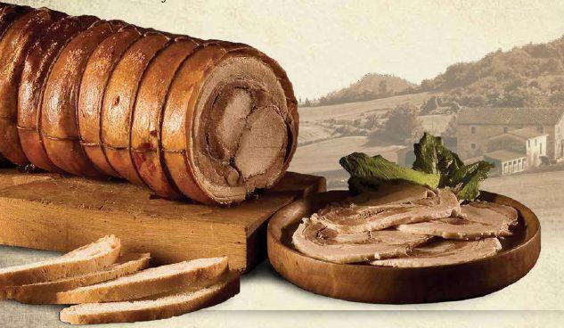 Authentic Umbrian Porchetta