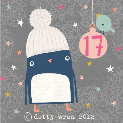 dottywren+advent+17.jpg (427×427)