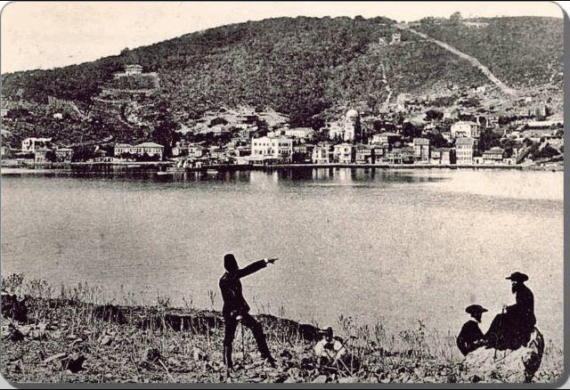 Kaşıkadasından Burgazada 1900'lü yıllar
