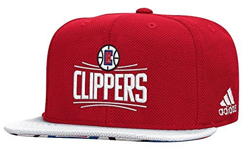 Los Angeles Clippers Adidas 2015 NBA Draft Day Authentic Snap Back Hat -- Continue to the product at the image link.