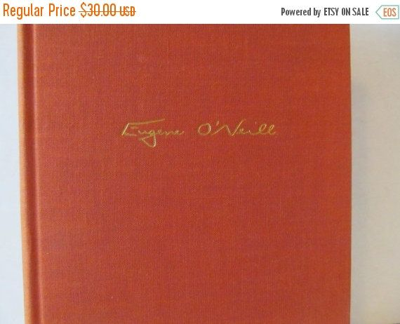 ON SALE THE Iceman Cometh - Eugen O'Neill - 1946 Second Printing by CellarDeals on Etsy