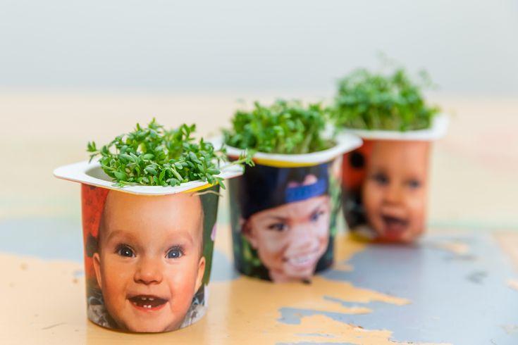 TUINKERS KOPPIES  Knutselen voor moederdag.  Inspiratie voor Moederdag  https://www.doenkids.nl/inspiratie-voor-moederdag-cadeautjes/