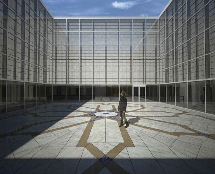 ... Aga Khan Museum + Ismaili Centre by Fumihiko Maki and Charles Correa ...