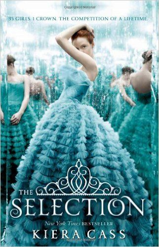 """Book 1 of a dystopian America series with a """"Miss Congeniality"""" lead character that I really liked. Kind of has a """"Bachelor"""" type competition with a lot at stake. Clean."""