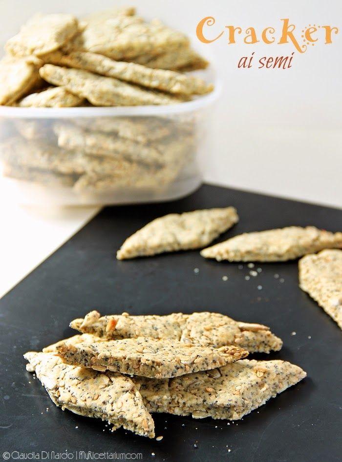 Cracker con semi