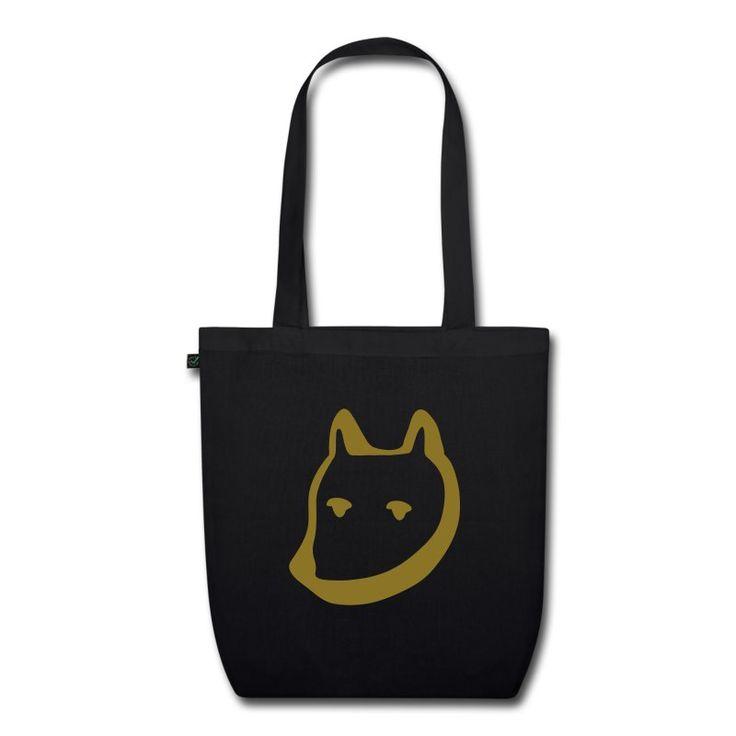 Dolden doggy ostoskassi. Golden doggy shopping bag.