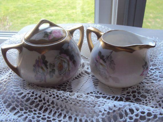 Vintage O & E.G. Royal Austria Porcelin by Antiques4lifeDesign